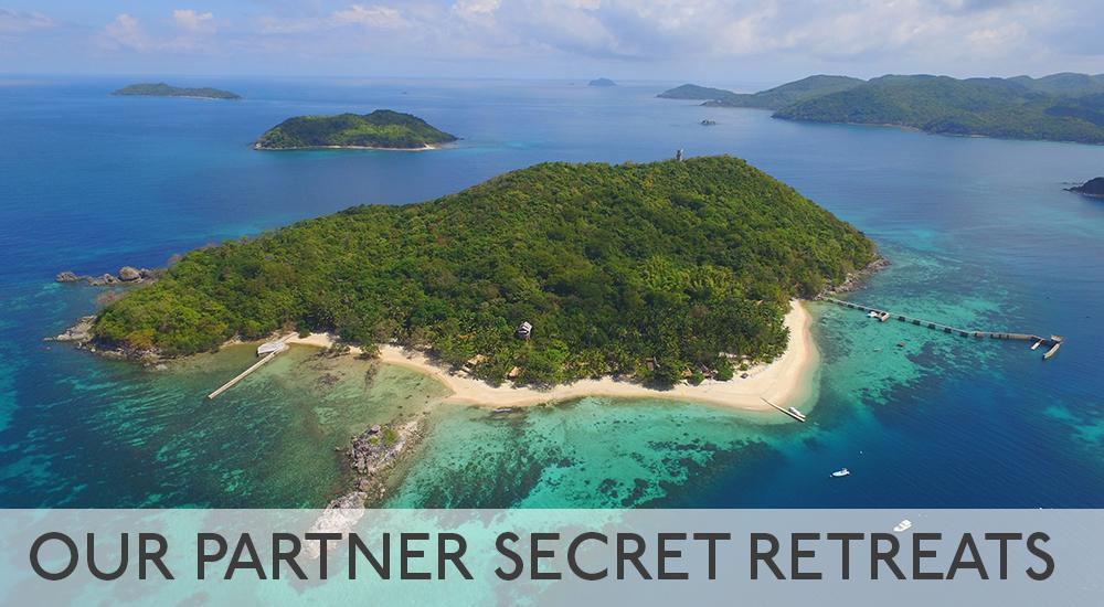 Our partner Secret Retreats
