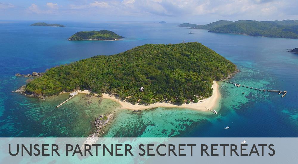 Unser Partner Secret Retreats