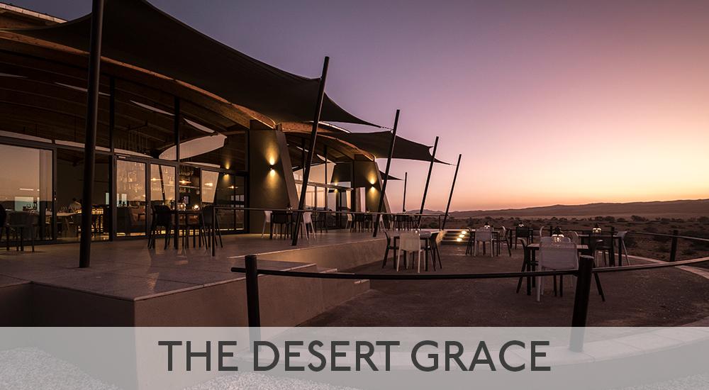The Desert Grance