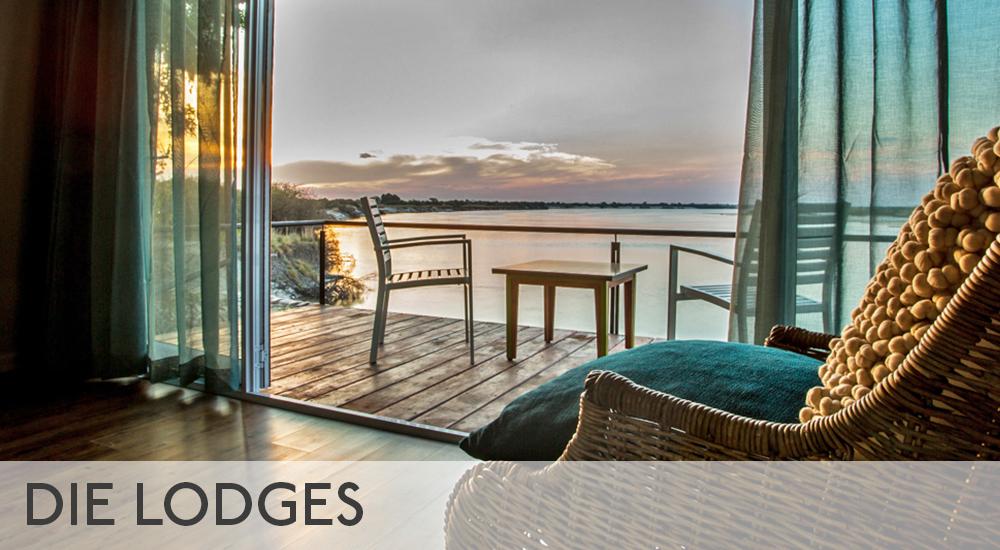 Die Gondwana Lodges