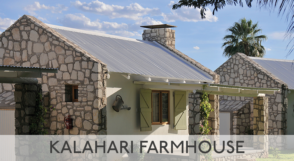 Kalahari Farmhouse