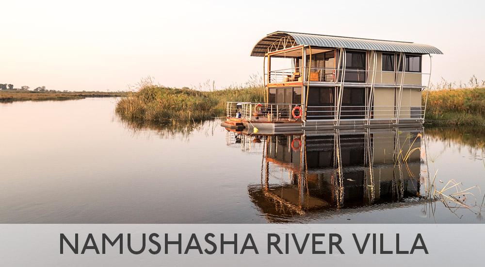 Namushasha River Villa