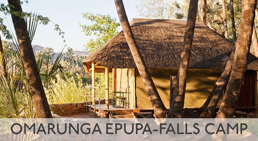 Omarunga Epupa-Falls Camp