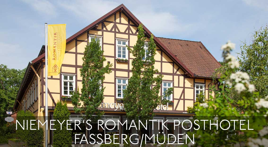 Niemeyer's Romantik Posthotel