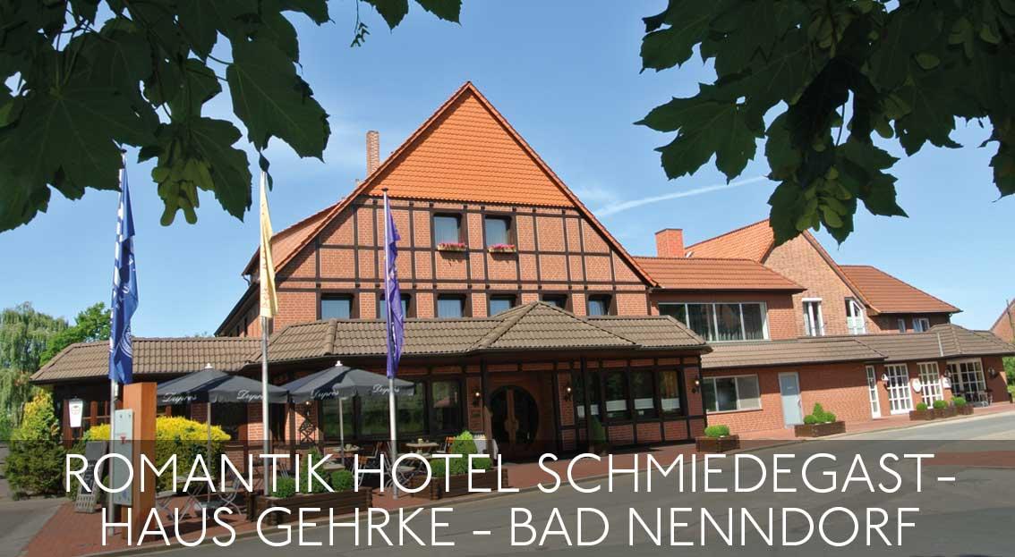 Romantik Hotel Schmiedegasthaus Gehrke